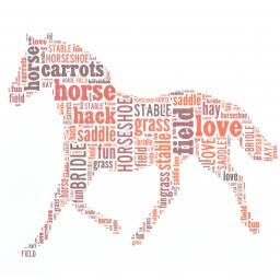 HORSE  order code 206