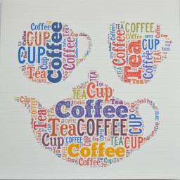 TEAPOT/COFFEE  - order code 247