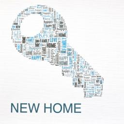 NEW HOME KEY  (order code 306)