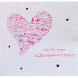 WEDDING ANNIVERSARY  order code  310
