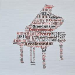 PIANO  -  order code 292