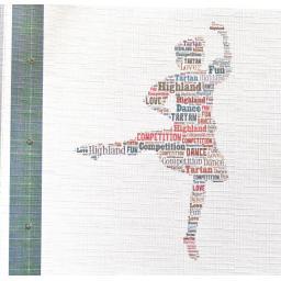 HIGHLAND DANCER order code 340