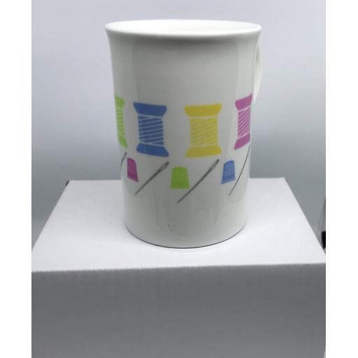 Find bone china mug