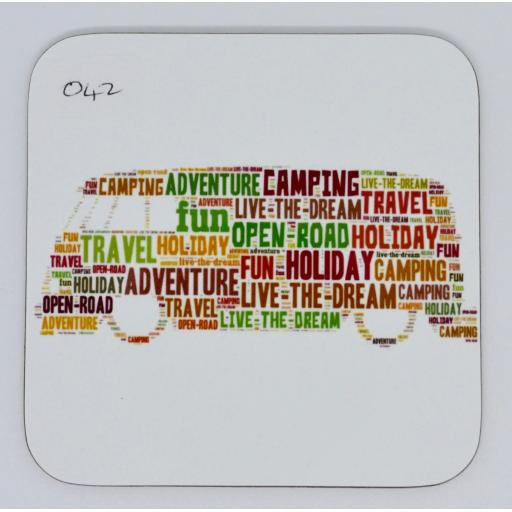 Coaster Campervan(order code C042)