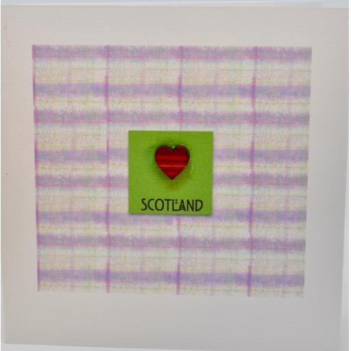 Scotland with heart(order code 614)