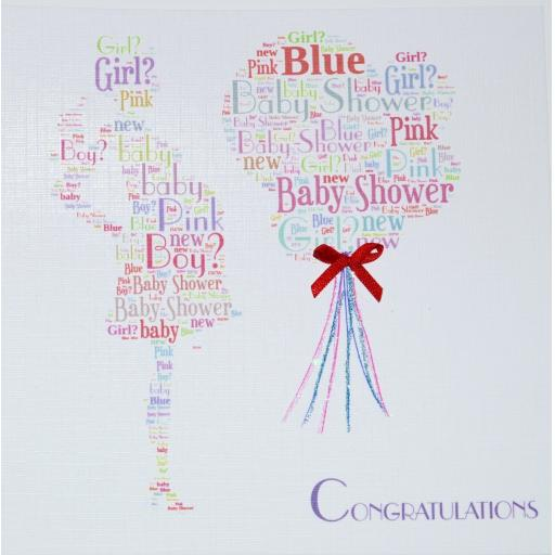 Baby Shower - order code 437