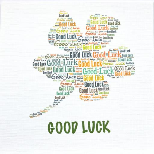 GOOD LUCK SHAMROCK (order code 275)