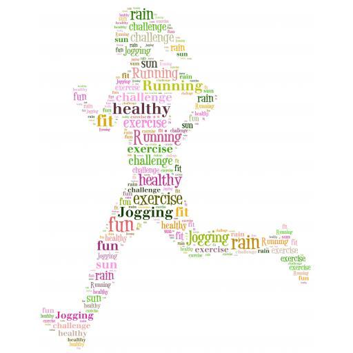 Jogger/runner(order code 489)